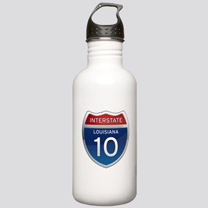 Interstate 10 Stainless Water Bottle 1.0L