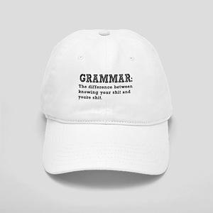 Know Your Grammar Cap
