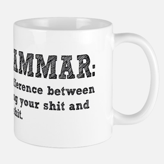 Know Your Grammar Mug