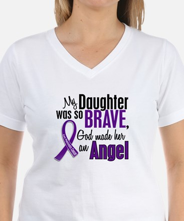 Angel 1 Pancreatic Cancer Shirt
