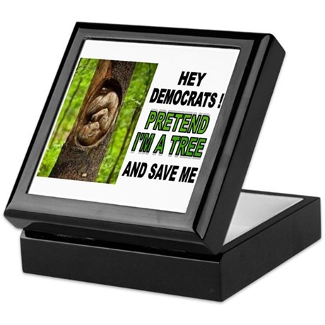 SAVE A BABY Keepsake Box