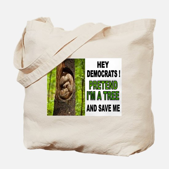 SAVE A BABY Tote Bag