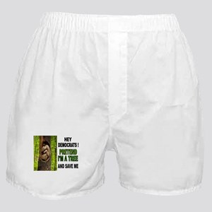 SAVE A BABY Boxer Shorts