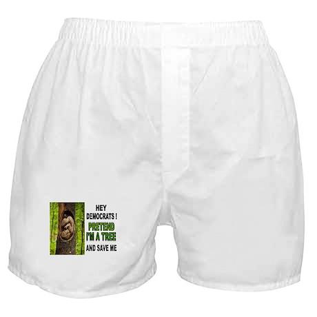 SAVE A BABY Boxer Shorts