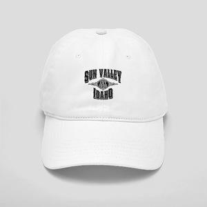 Sun Valley Black & Silver Cap