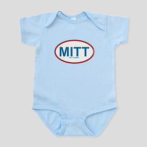MITT - Mitt Romney 2012 Infant Bodysuit