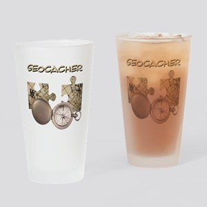 Geocacher Drinkware Drinking Glass