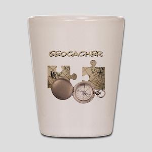 Geocacher Drinkware Shot Glass