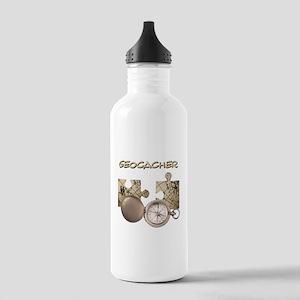 Geocacher Drinkware Stainless Water Bottle 1.0L