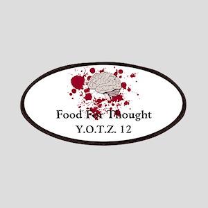 YOTZ 2012 Brains Patches