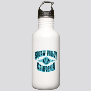 Squaw Valley Black Ice Stainless Water Bottle 1.0L