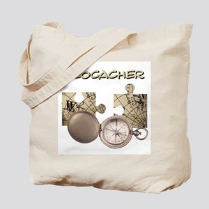 Geocacher Bags And Totes Tote Bag
