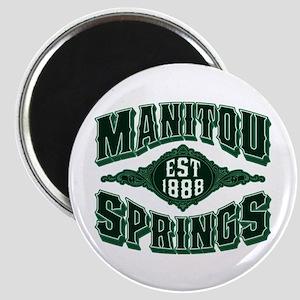 Manitou Springs Money Shot Magnet
