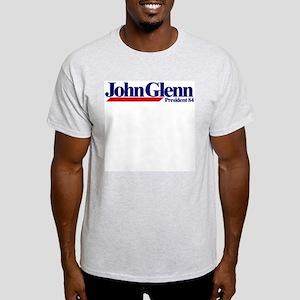 John Glenn for President Light T-Shirt