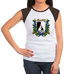 Dairine's Women's Cap Sleeve T-Shirt