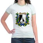 Dairine's Jr. Ringer T-Shirt