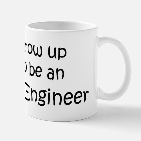 Grow Up Electrical Engineer Mug