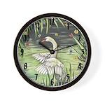 Heaven's Dance Clocks Wall Clock