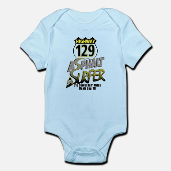 Tail Of The Dragon Infant Bodysuit