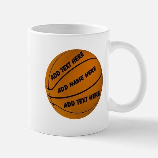 Basketball Small Mugs Mugs