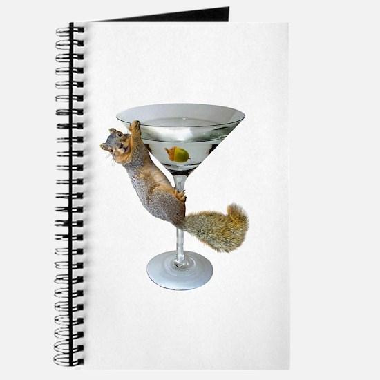 Martini Squirrel Journal