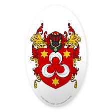 Aigiarn's Sticker (Oval 10 pk)