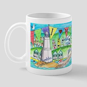I love Mumbles Mug