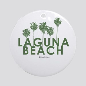 Laguna Beach -  Ornament (Round)