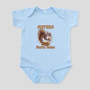 Sisters Infant Bodysuit