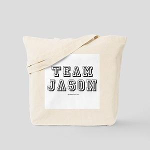 TEAM JASON -  Tote Bag