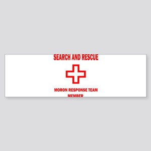 Rescue Sticker (Bumper)