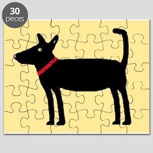 Dan The Black Dog Puzzle