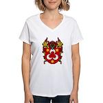 Aigiarn's Women's V-Neck T-Shirt