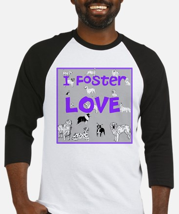Foster Dog Baseball Jersey
