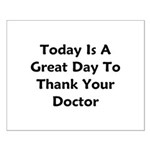Great To Thank Your Doctor Small Poster