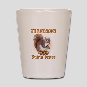 Grandsons Shot Glass