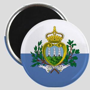 San Marino Magnet