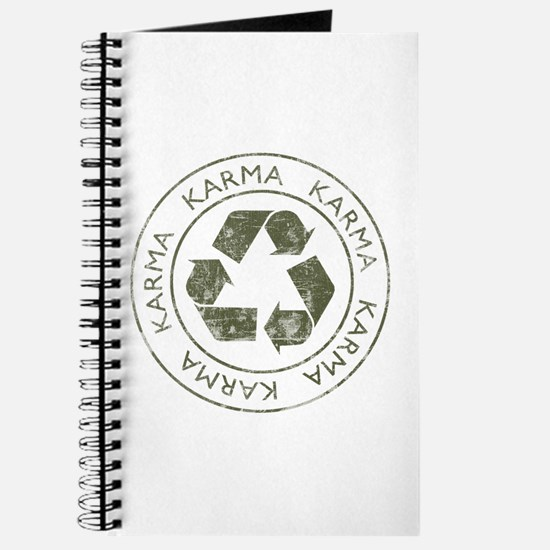 Vintage Karma Journal