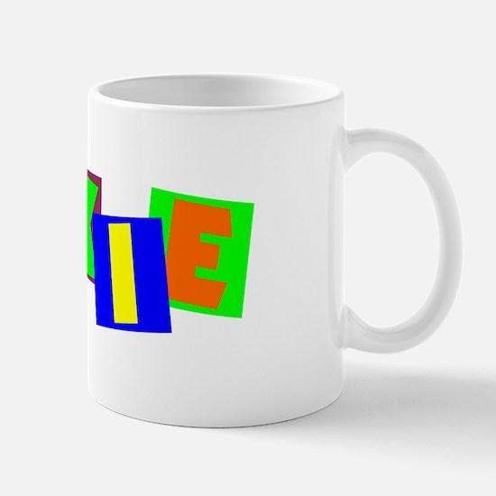 Morkie BLOCKS Mug