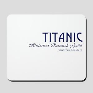 Titanic Guild Logo Mousepad