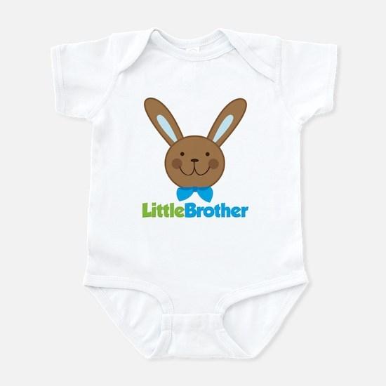 Easter Bunny Little Brother Infant Bodysuit