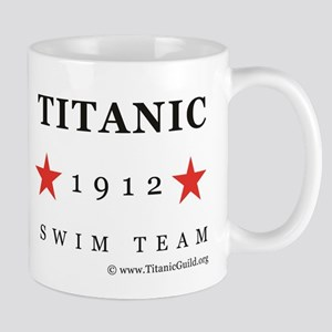 Titanic Swim Team Mugs