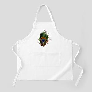 Peacock Plume Apron
