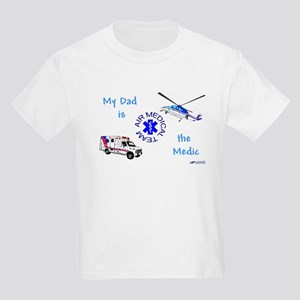 Medic Dad Kids Light T-Shirt