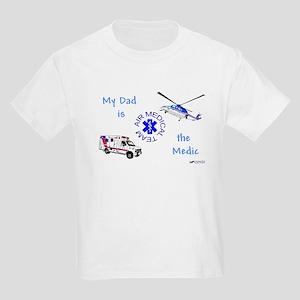 Medic Dad Kids Light T-Shirt