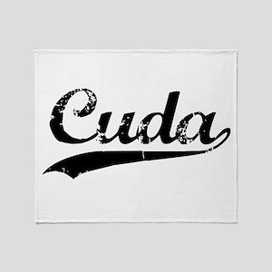 CUDA Throw Blanket