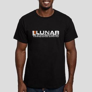 Lunar Industries Men's Fitted T-Shirt (dark)