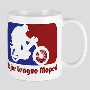 Major League Moped Mug