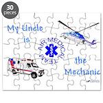 Mechanic Uncle Puzzle