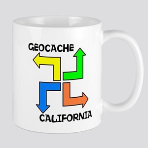 Geocache California Mug